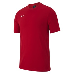 Nike Team Club 19 Tee University Red-University Red-White