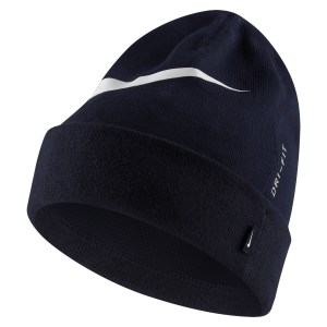 Nike Team Club Unisex Beanie Obsidian-White