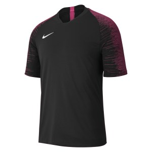 Nike Strike Short Sleeve Jersey Black-Vivid Pink-White