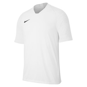 Nike Strike Short Sleeve Jersey White-White-Black