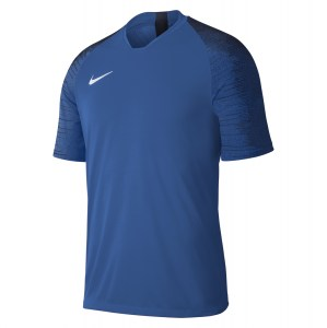 Nike Strike Short Sleeve Jersey Royal Blue-Obsidian-White