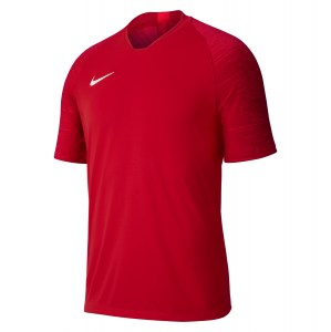 Nike Strike Short Sleeve Jersey University Red-Bright Crimson-White