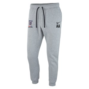 Nike Team Club 19 Pant Dk Grey Heather-Black-Black