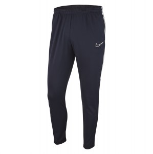 Nike Dri-fit Academy 19 Knitted Tech Pants Obsidian-White-White