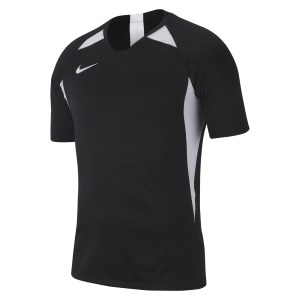 Nike Legend Short Sleeve Jersey Black-White-White-White