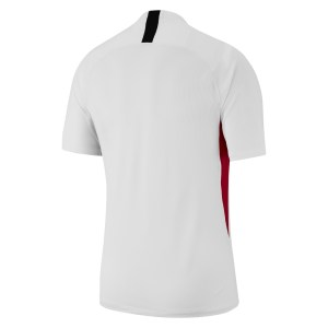 Nike Legend Short Sleeve Jersey White-University Red-Black-Black