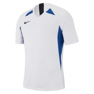 Nike Legend Short Sleeve Jersey White-Royal Blue-Black-Black