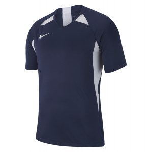 Nike Legend Short Sleeve Jersey Midnight Navy-White-White-White