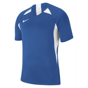 Nike Legend Short Sleeve Jersey Royal Blue-White-White-White