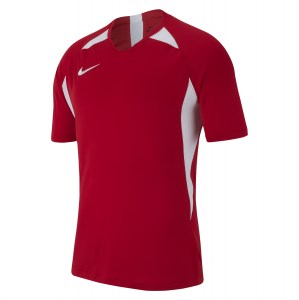 Nike Legend Short Sleeve Jersey University Red-White-White-White