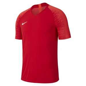 Nike Vapor Knit II Short Sleeve Shirt University Red-Bright Crimson-White