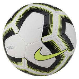 Nike Strike Team Match Ball White-Black-Volt-Volt