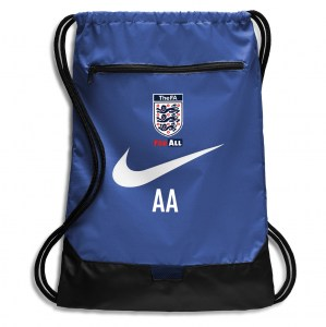 Nike Brasilia Gym  Sack Game Royal-Game Royal-White