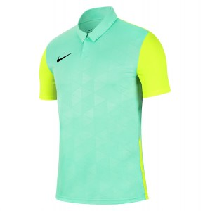Nike Dri-FIT Trophy IV Short Sleeve Jersey Hyper Turq-Volt-Black