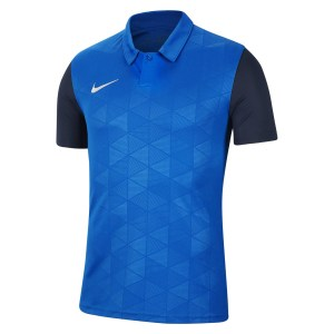 Nike Dri-FIT Trophy IV Short Sleeve Jersey Royal Blue-Midnight Navy-White
