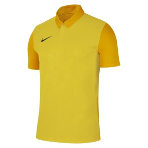 Nike Dri-FIT Trophy IV Short Sleeve Jersey Tour Yellow-University Gold-Black