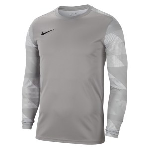 Nike Park IV Goalkeeper Dri-FIT Jersey Pewter Grey-White-Black