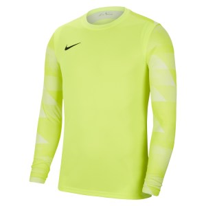 Nike Park IV Goalkeeper Dri-FIT Jersey Volt-White-Black