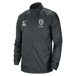 Nike Repel Park 20  Rain Jacket Anthracite-Anthracite-White