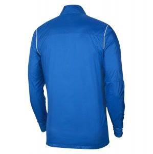 Nike Repel Park 20  Rain Jacket Royal Blue-White-White
