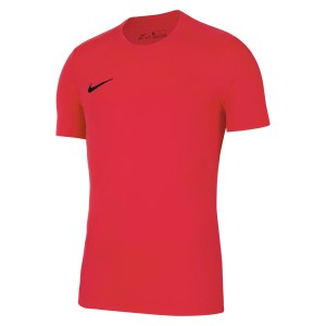 Nike Park VII Dri-FIT Short Sleeve Shirt Bright Crimson-Black