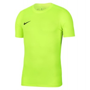 Nike Park VII Dri-FIT Short Sleeve Shirt Volt-Black