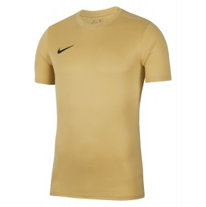 Nike Park VII Dri-FIT Short Sleeve Shirt Jersey Gold-Black