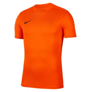 Nike Park VII Dri-FIT Short Sleeve Shirt Safety Orange-Black