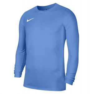Nike Park VII Dri-FIT Long Sleeve Football Shirt University Blue-White