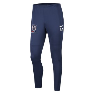 Nike Dri-fit Park 20 Tech Pants Obsidian-Obsidian-White