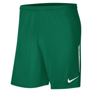 Nike League Knit II Shorts Pine Green-White-White