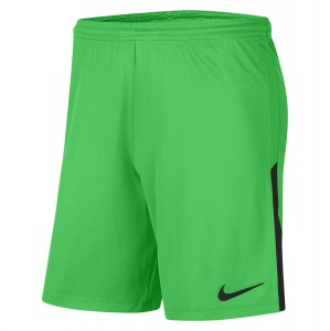 Nike League Knit II Shorts Green Spark-Black-Black