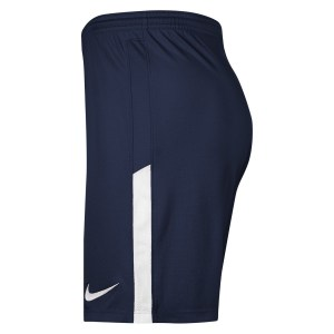 Nike League Knit II Shorts Midnight Navy-White-White