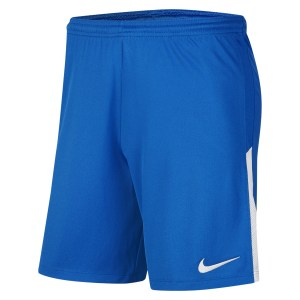 Nike League Knit II Shorts Royal Blue-White-White