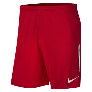 Nike League Knit II Shorts University Red-White-White