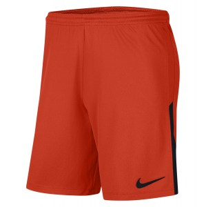 Nike League Knit II Shorts Team Orange-Black-Black