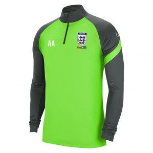 Nike Dri-FIT Academy Pro Midlayer Green Strike-Anthracite-White