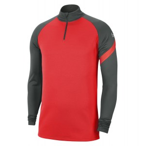 Nike Dri-FIT Academy Pro Midlayer Bright Crimson-Anthracite-White