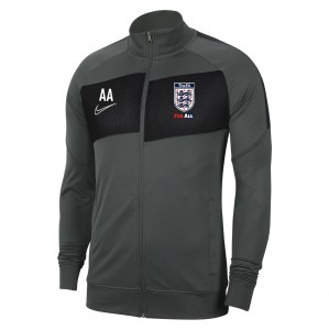 Nike Dri-FIT Academy Pro Knitted Jacket Anthracite-Black-White