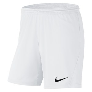 Nike Womens Park III Shorts (W) White-Black