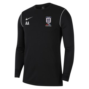 Nike Dri-fit Park 20 Crew Top