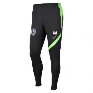 Nike Dri-FIT Academy Pro Tech Pants Anthracite-Green Strike-White
