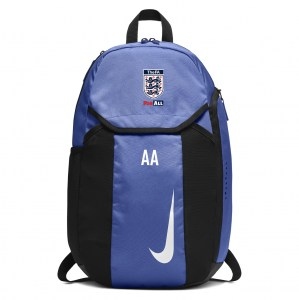 Nike Academy Team Backpack Game Royal-Black-White
