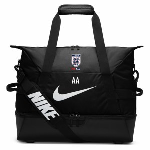 Nike Academy Team Hardcase Bag (Large) Black-Black-White