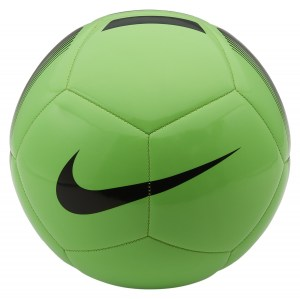 Nike Pitch Team Training Ball Green Strike-Black