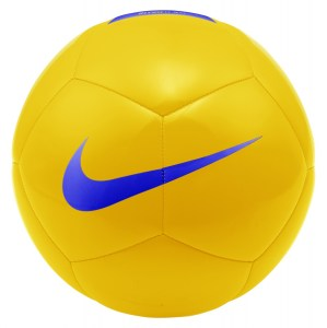 Nike Pitch Team Training Ball Yellow-Blue