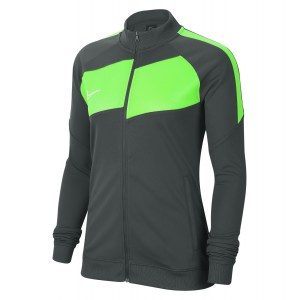 Nike Womens Dri-FIT Academy Pro Tracksuit Jacket (W) Anthracite-Green Strike-White