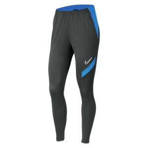 Nike Womens Dri-FIT Academy Pro Tech Pants (W) Anthracite-Photo Blue-White