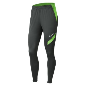 Nike Womens Dri-FIT Academy Pro Tech Pants (W) Anthracite-Green Strike-White