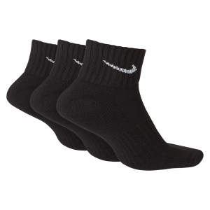 Nike Cushion Training Ankle Socks (3 Pairs)